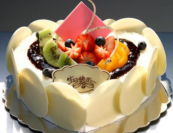 美嘉乐艺术蛋糕坊