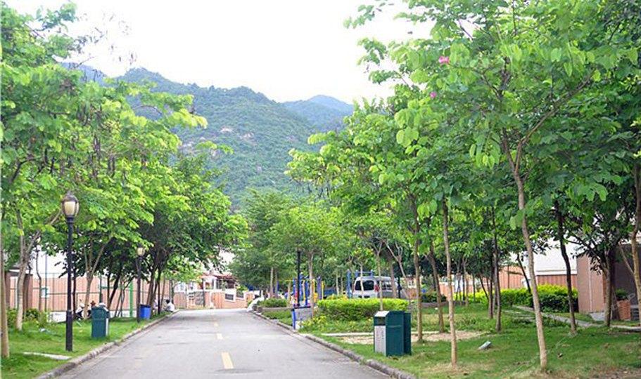 广州碧水新村度假别墅
