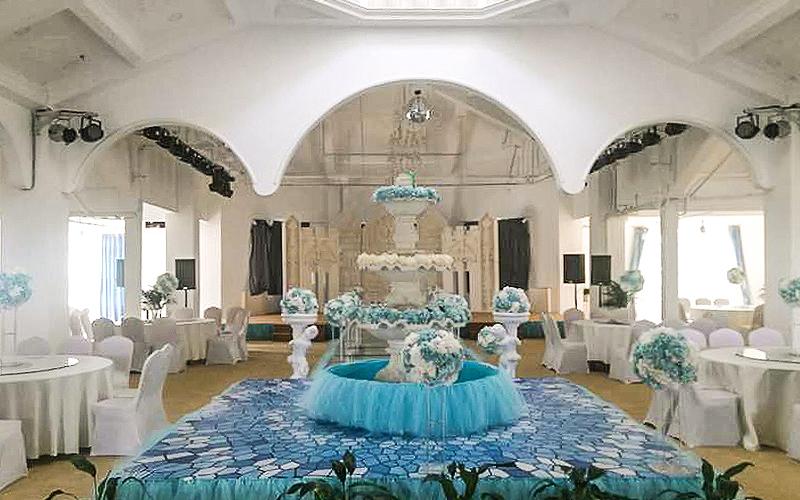 恋城婚礼殿堂