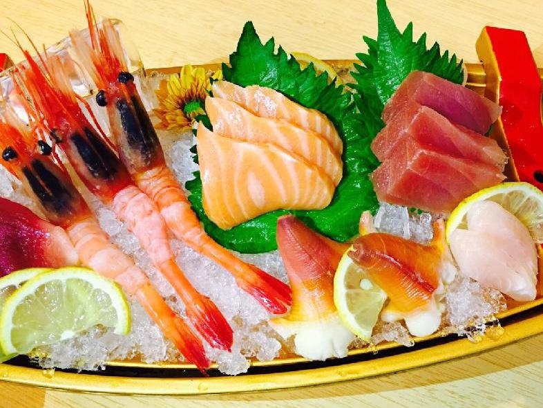 阿DU回转寿司