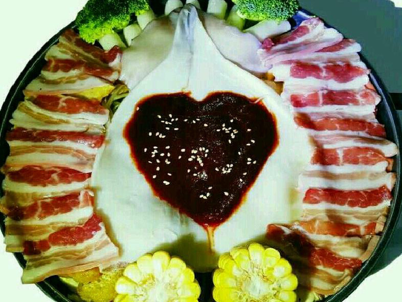 新新娘韩国年糕火锅