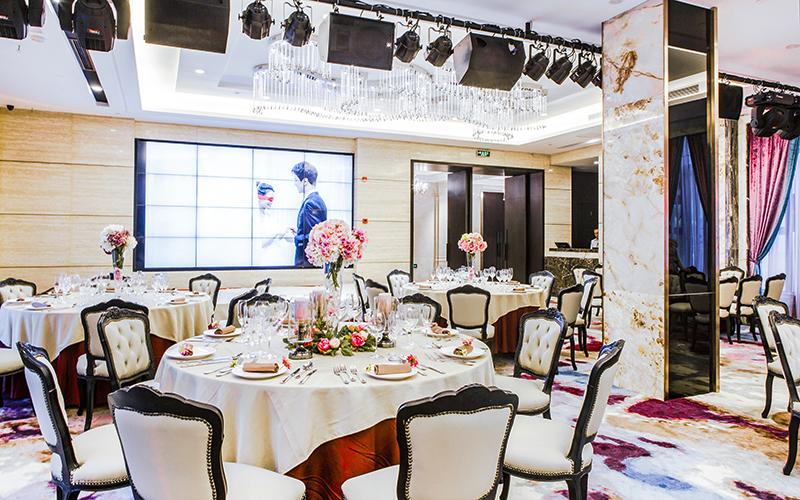 龙之轩花园酒店
