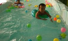 乐游婴幼儿游泳生活馆