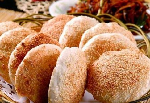老北京风味烧饼(清友园店)