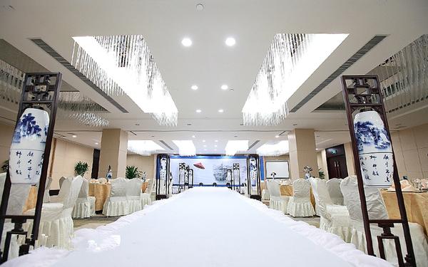 上海书香世家酒店-会议厅