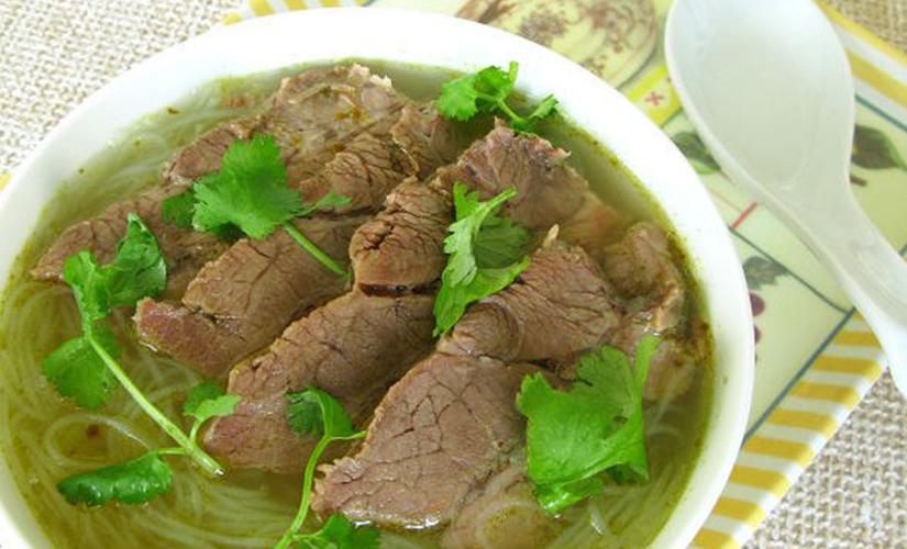 王务民牛肉汤馆(江宁万达店)