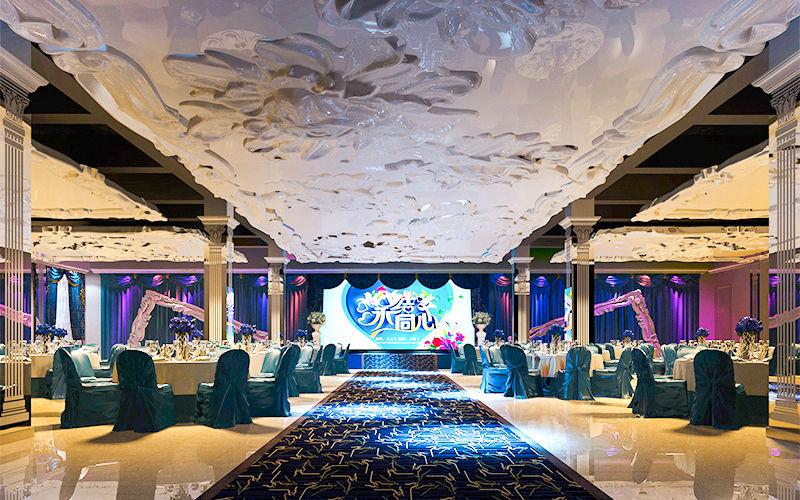 赫拉宫邸一站式婚礼酒店婚宴