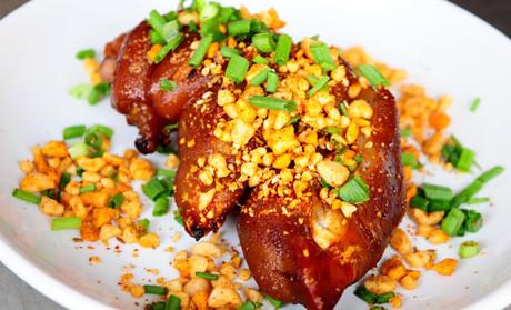 方燕烤猪蹄(衡水老店)