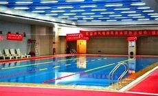 风荷曲苑游泳馆