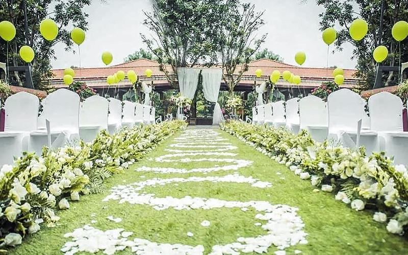 橘洲婚庆园婚宴