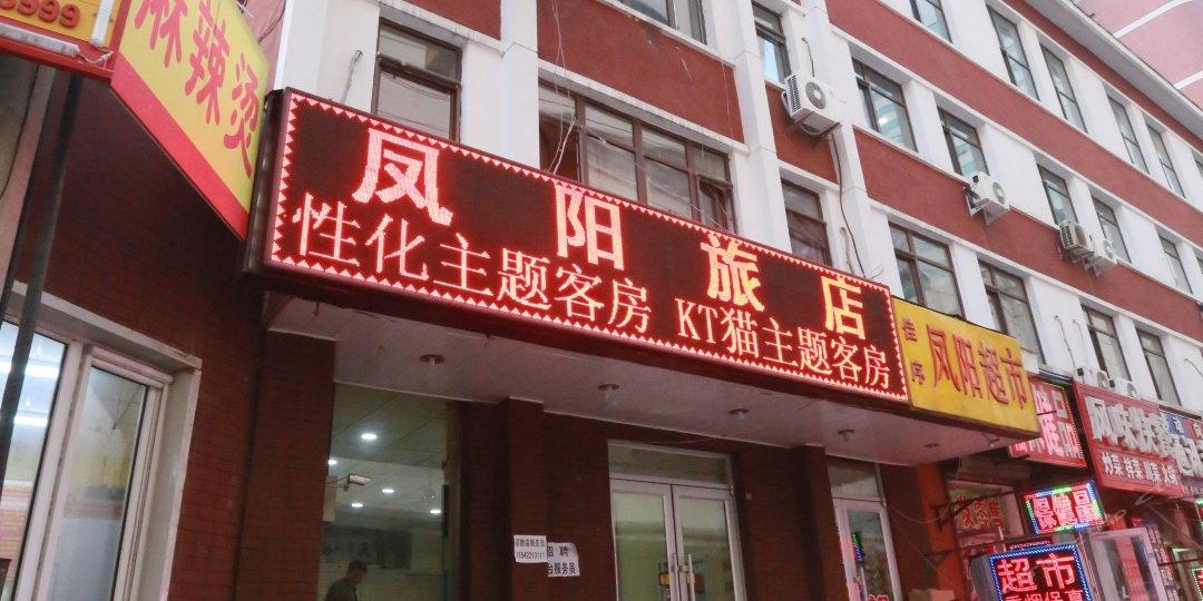 沈阳市凤阳旅店