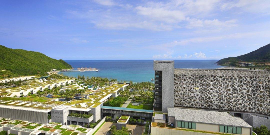 半山半岛洲际度假酒店
