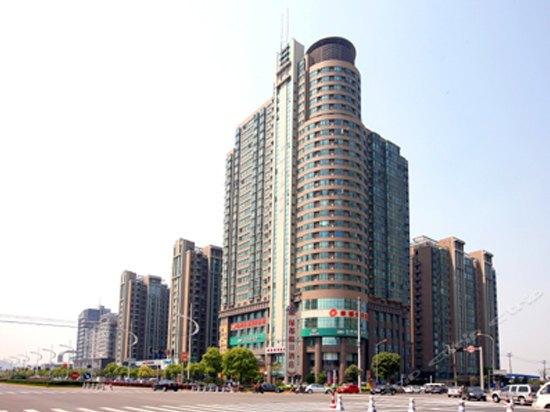 南苑e家酒店(杭州萧山建设三路地铁站店)
