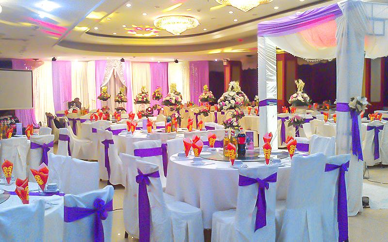 滨海大厦婚宴
