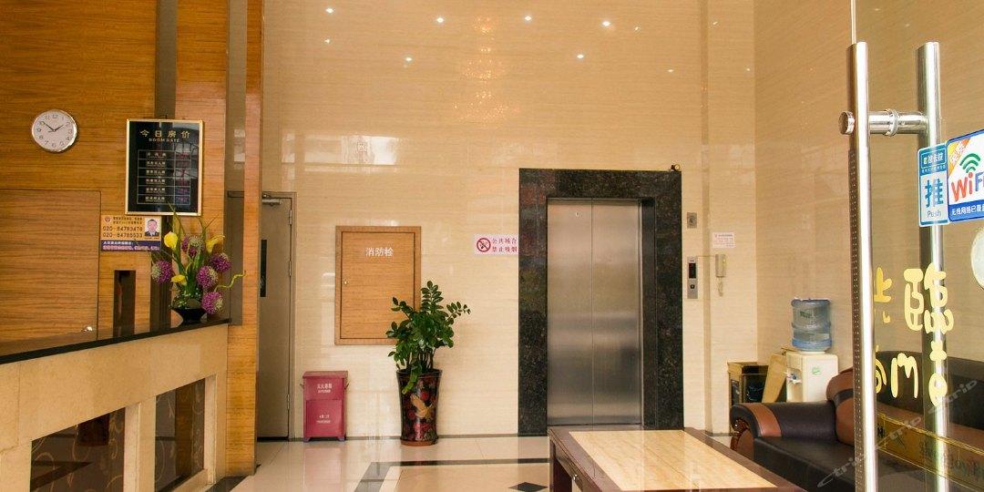 广州盛佳商务酒店