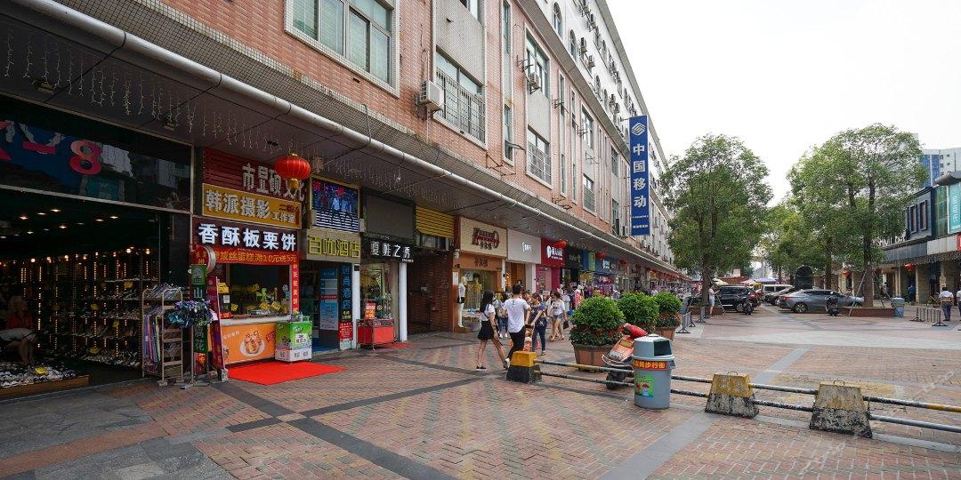 东莞百咖时尚酒店(南城步行街店)图片