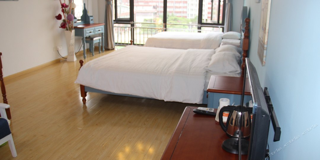 上海小Q先生连锁酒店式公寓