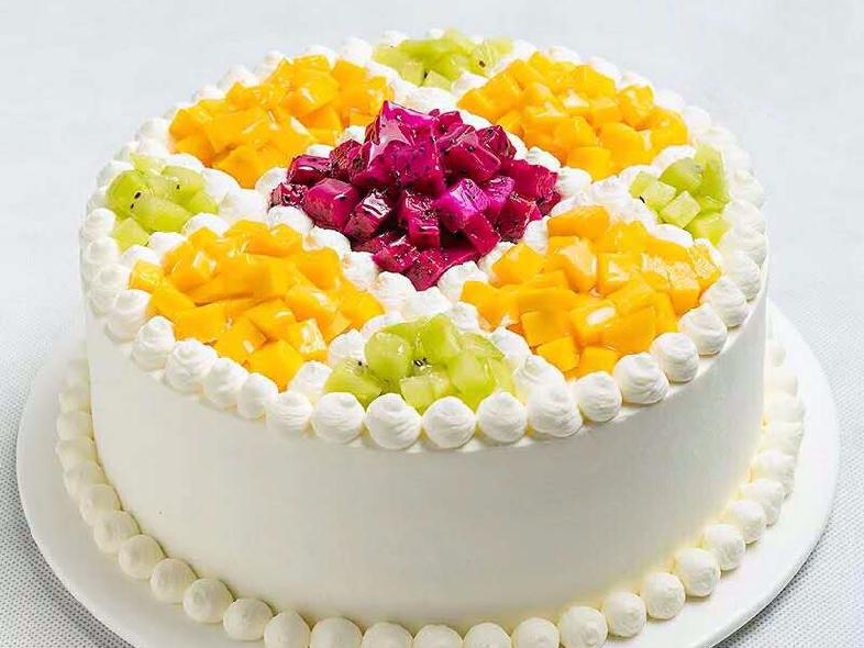 慕心语蛋糕
