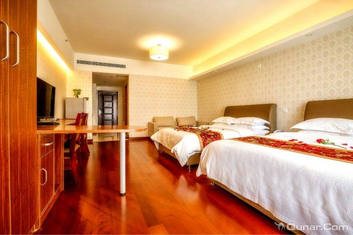 深蓝假日酒店式公寓(大拇指广场店)
