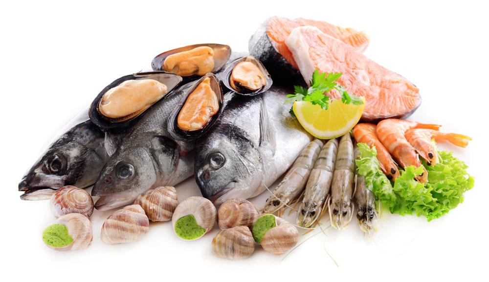 鲜美味海鲜大排档