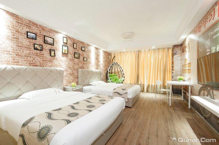 广州易成酒店服务公寓(威尼国际分店)