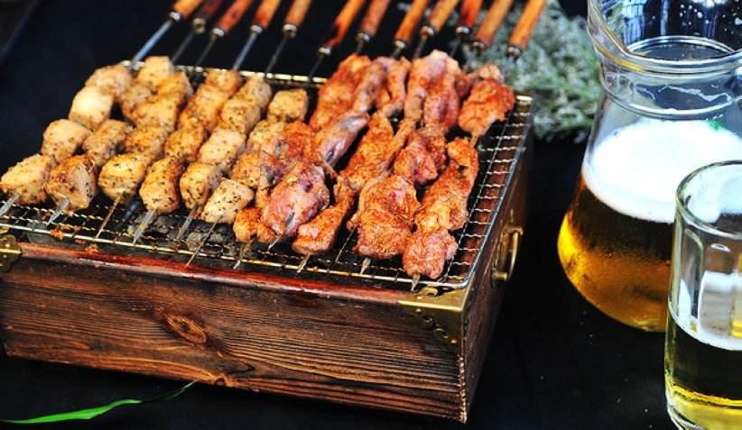 肉啃肉生鲜户外烧烤半成品(酒仙桥店)
