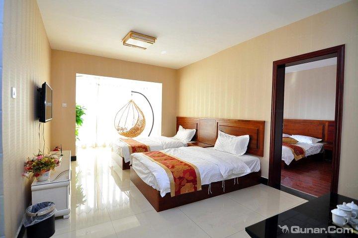 华隆公寓酒店(西园店)