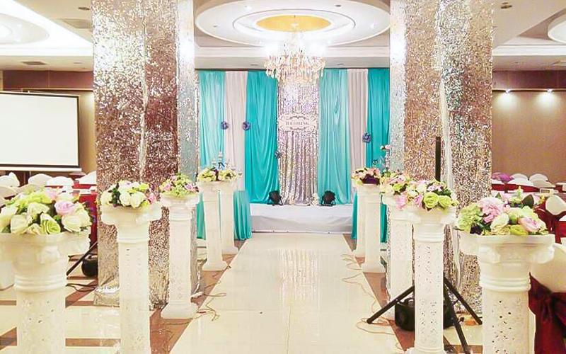 翔鹰宾馆婚宴