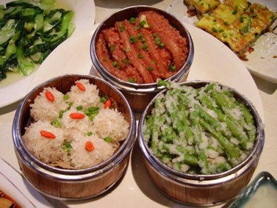 合吉家蒸菜(食杰作大厦集合站店)美食青海美食北京图片