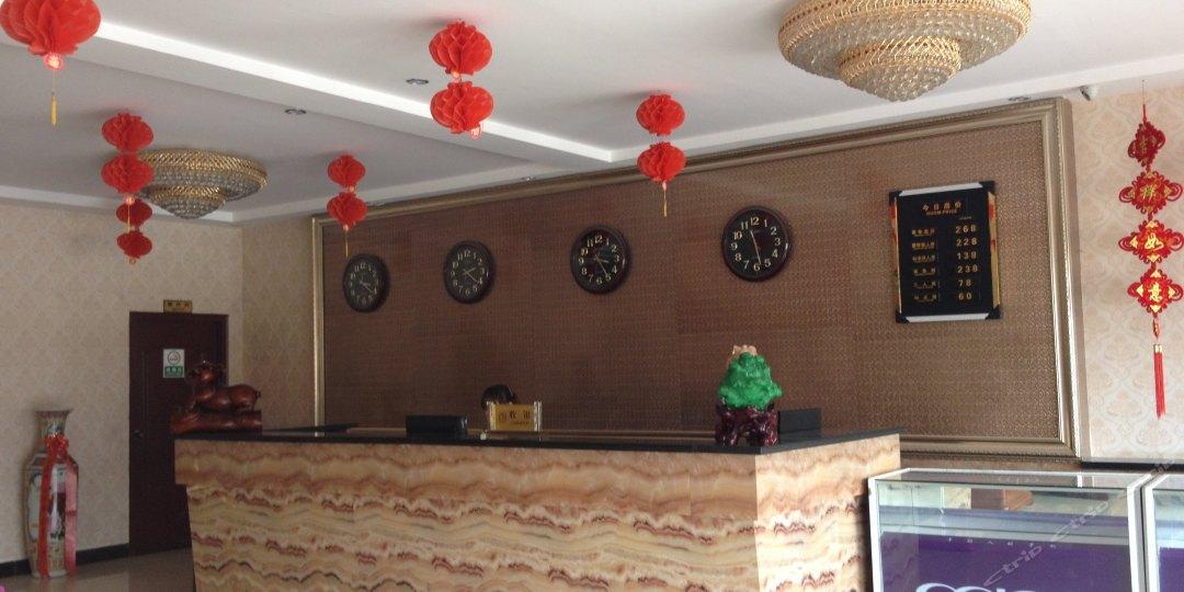 兰州四季阳光酒店