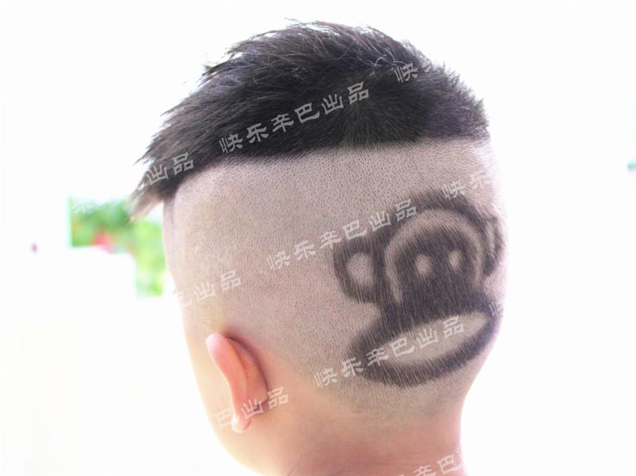 艺术雕发发型
