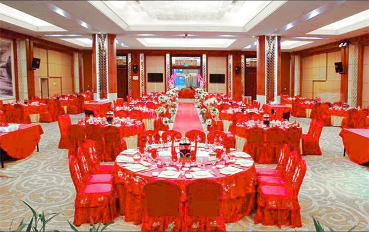 东方红酒楼婚宴