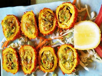 三色莲花印度餐厅(后海店)