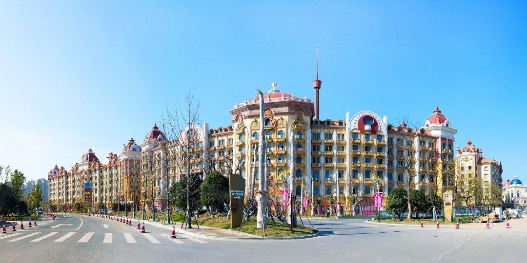 恐龙主题酒店