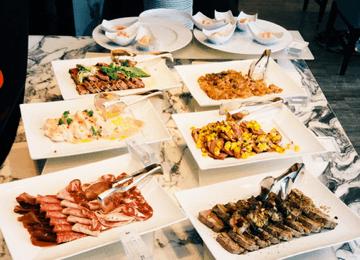 金瀚城自助烤肉(双湖广场店)