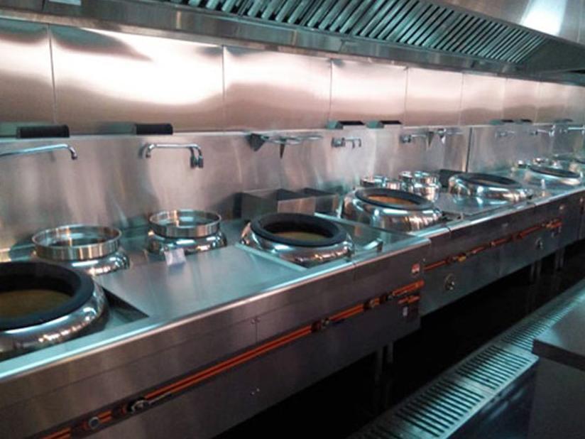 无锡新梦想厨房设备清洗有限公司