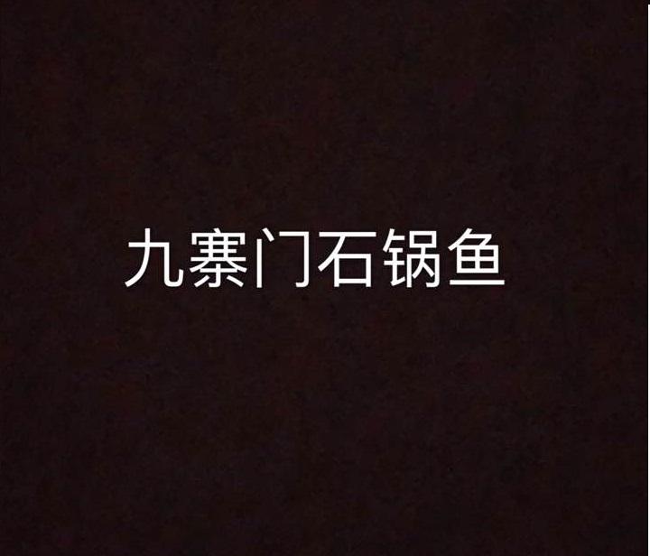 九门寨石锅鱼(明发店)