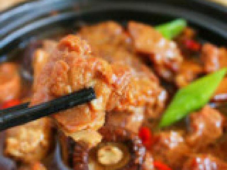 扇味黄焖鸡米饭