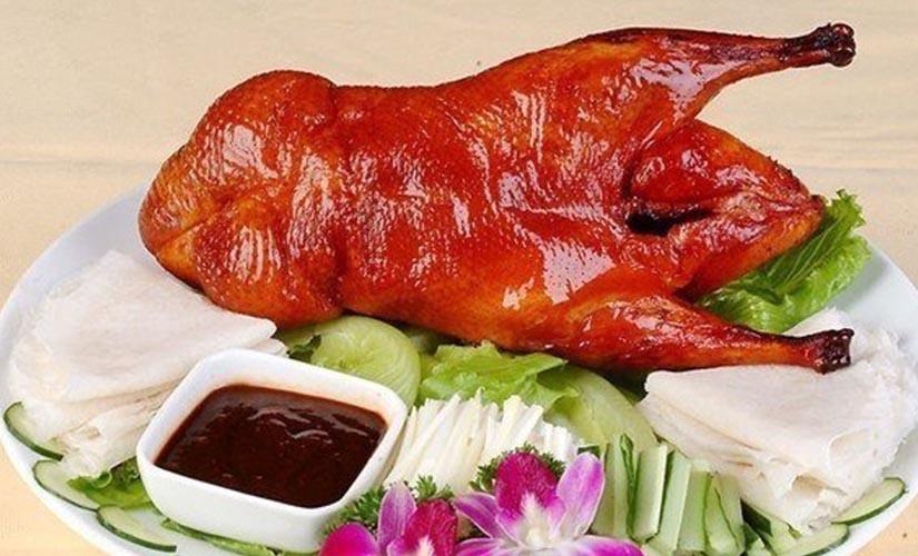 北京全德烤鸭