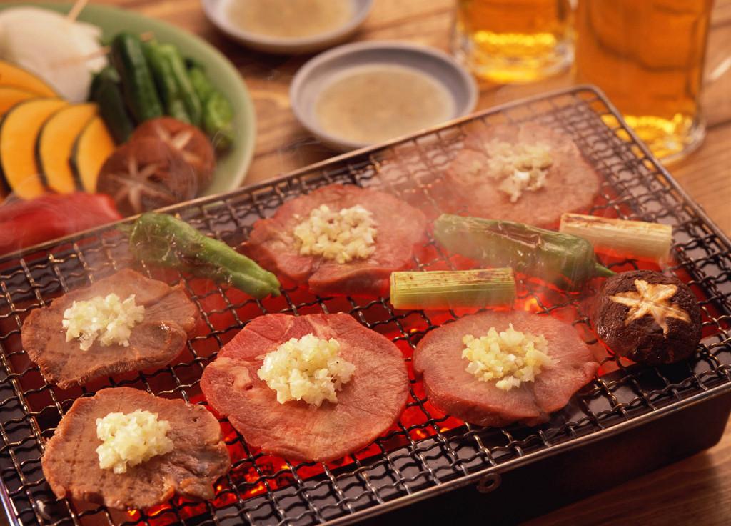 想吃就吃外卖烤肉