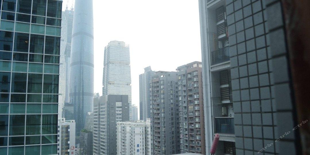 广州美如酒店公寓(柏林公寓店)