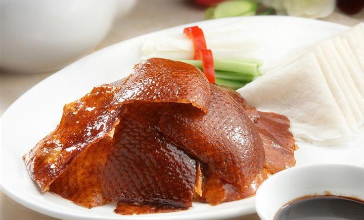 正宗北京片皮烤鸭(夏斌店)