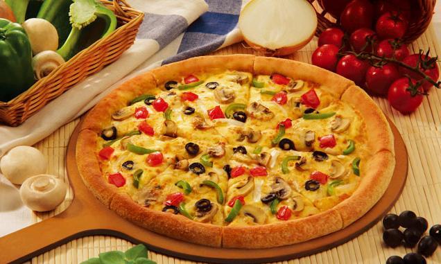 花语披萨(威廉百货店)