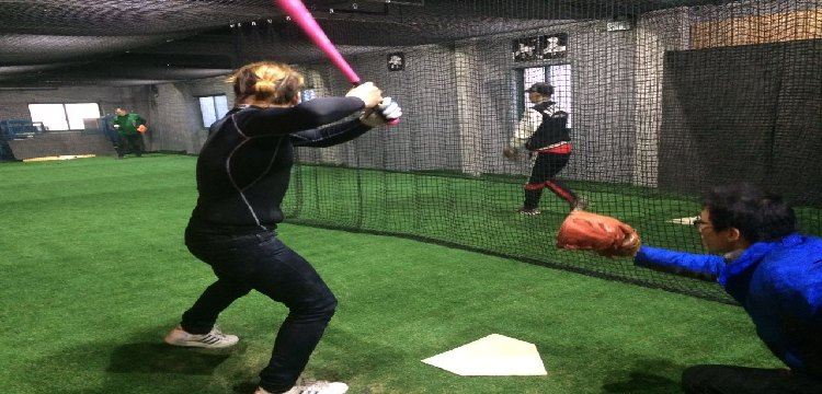 野球运动主题吧