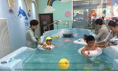 雪宝贝婴童游泳会所