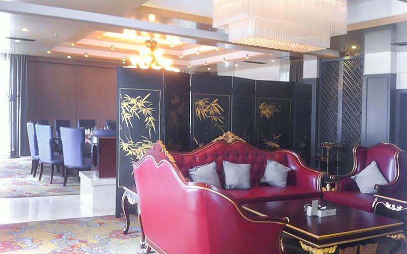 中恒.檀香酒店