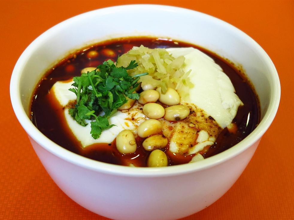 常记豆腐脑美食渔村青岛市v美食图片
