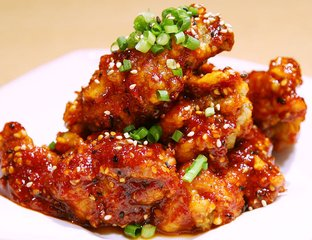 耶先生韩国炸鸡