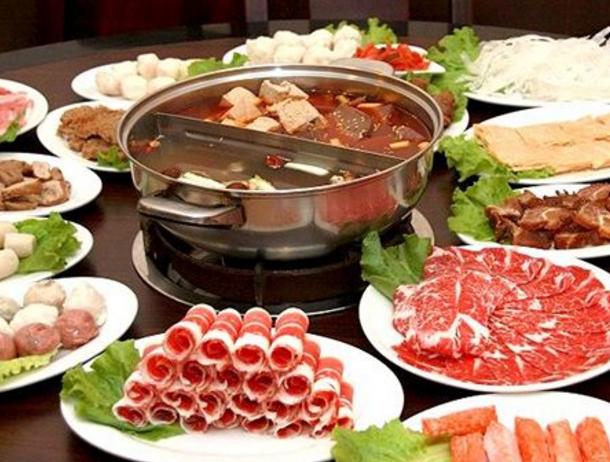 江一湖重庆火锅(百盛店)