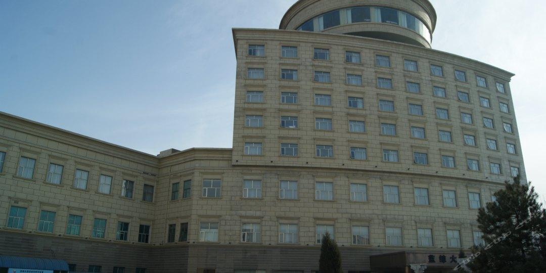 蓝鲸大酒店